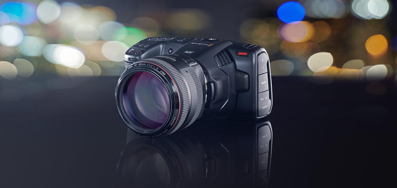 بلاك ماجيك تصدر نسخة جديدة من كاميرا BMPCC 6k بدقة تصوير 6K