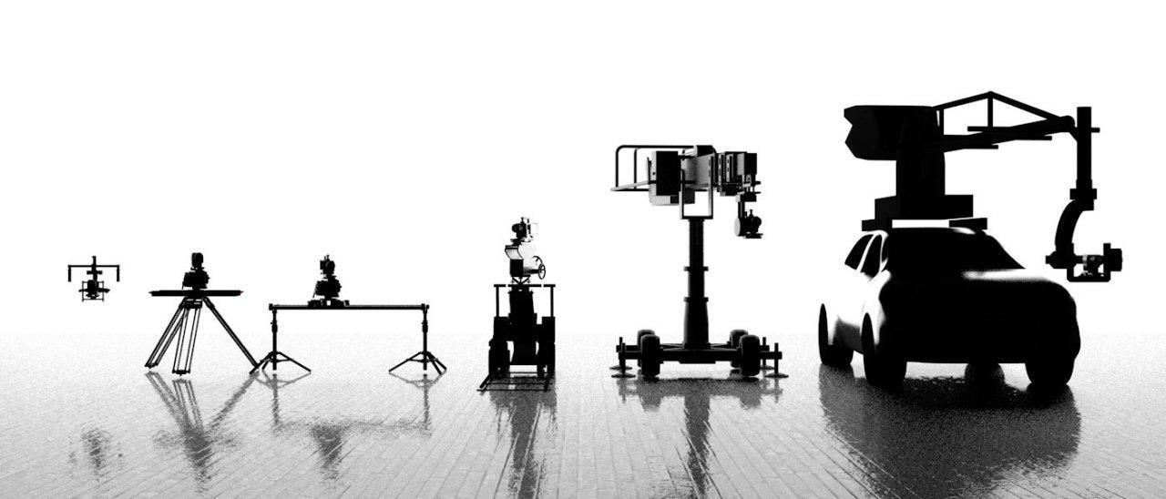 حركات الكاميرا في تصوير الفيديو