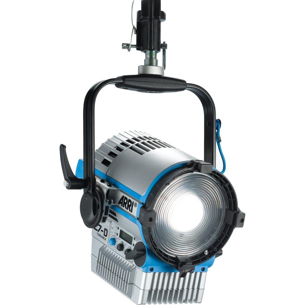 أنواع الإضاءة السينمائية - إضاءة LED