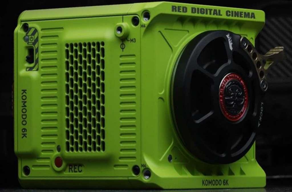 RED Komodo 6K الجديدة كلياً - مدونة رديف