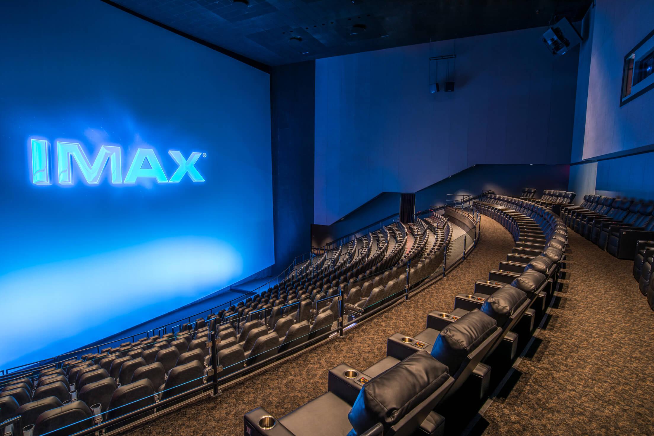 ماهي تقنية IMAX