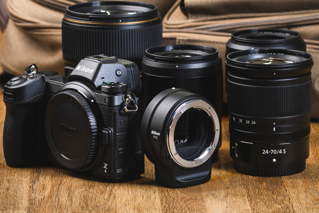 ماهو الفرق بين كاميرات Mirrorless وكاميرات DSLR