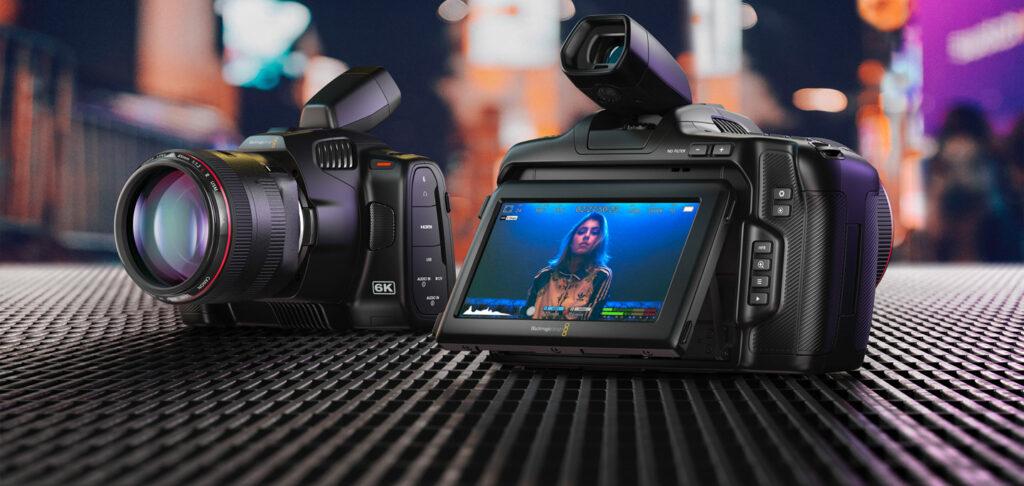 بلاك ماجيك تعلن عن كاميرتها الجديدة BMPCC 6K Pro - مدونة رديف