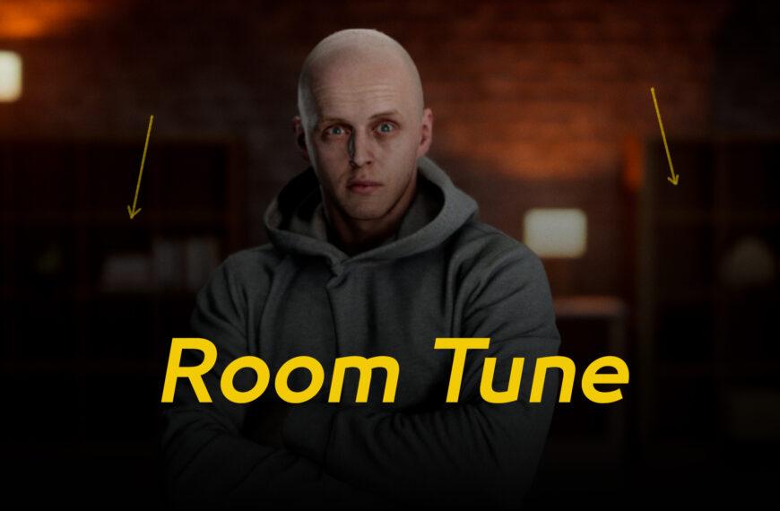 2-3 ماهو مصطلح Room Tune؟